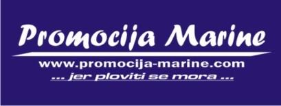 Promocija Marine logo